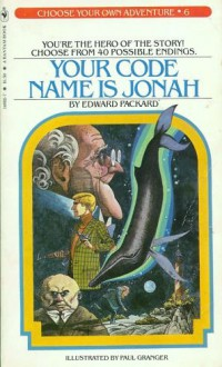 Your Code Name Is Jonah - Edward Packard, Paul Granger