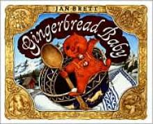 Gingerbread Baby Plush - Jan Brett