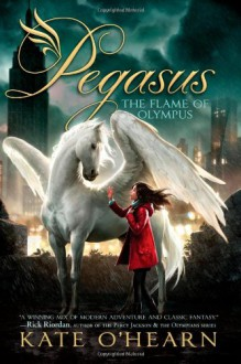 The Flame of Olympus - Kate O'Hearn