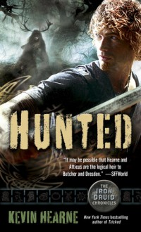 Hunted - Luke Daniels,Kevin Hearne