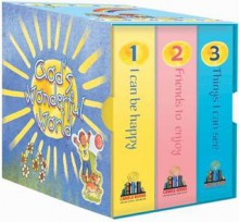 God's Wonderful World 3 Book Set-B - Charlotte Stowell