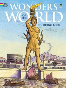 Wonders of the World Coloring Book - A.G. Smith