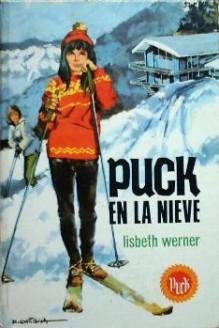 Puck en la nieve (Puck #4) - Lisbeth Werner, R. Cortiella