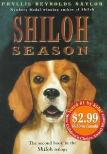 Shiloh Season - Phyllis Reynolds Naylor