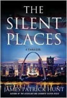 The Silent Places - James Patrick Hunt