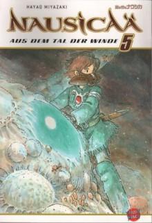 Nausicaä aus dem Tal der Winde - Hayao Miyazaki, Jürgen Seebeck, Junko Iwamoto