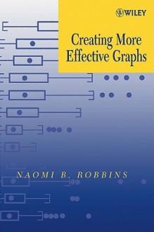 Creating More Effective Graphs - Naomi B. Robbins