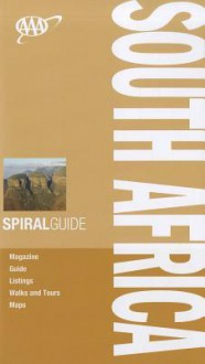 AAA Spiral Guide: South Africa - Lizzie Williams