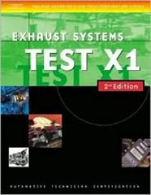 Automobile Test (Delmar Learning's ASE Test Preparation Series) - Thomson Delmar Learning Inc.