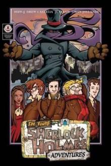 Young Sherlock Holmes Adventures - Drew Castalia,Huw-J.,J.L. Straw,Owen Jollands