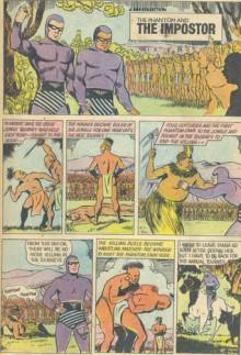Phantom-The Impostor (Indrajal Comics No. 004 ) - Lee Falk
