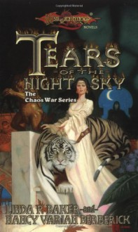 Tears of the Night Sky - Linda P. Baker, Nancy Varian Berberick