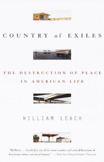 Country of Exiles (Vintage) - William R. Leach