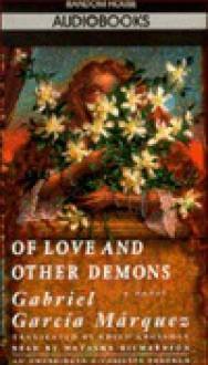 Of Love and Other Demons - Gabriel García Márquez