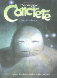 The Complete Concrete - Paul Chadwick