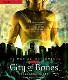 City of Bones - Ari Graynor, Cassandra Clare