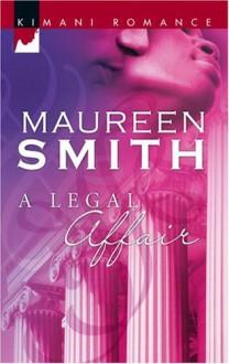A Legal Affair - Maureen Smith