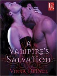 A Vampire's Salvation (Novella) - Virna DePaul