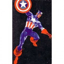Captain America: Liberty's Torch - Tony Isabella