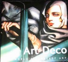 Art Deco - Camilla De la Bédoyère