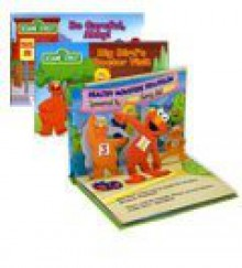 Sesame Street Pop-Up Books : Healthy Monster Triathlon, Big