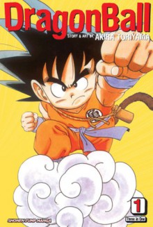 Dragon Ball, Volume 1 (Dragon Ball Vizbig Editions) - Akira Toriyama