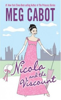 Nicola and the Viscount - Meg Cabot