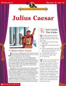 Julius Caesar (Unlocking Shakespeare, Grades 5 and up) - Jeannette Sanderson, Sanderson