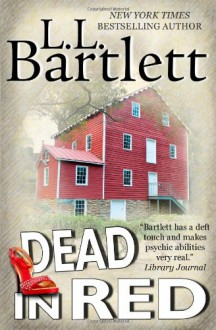Dead in Red - L.L. Bartlett