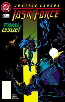Justice League Task Force #37 - Christopher J. Priest, Ramon Bernado