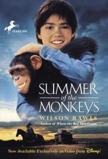 Summer of the Monkeys - Wilson Rawls