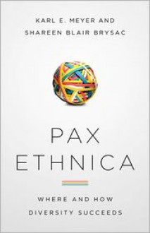 Pax Ethnica: Where and Why Diversity Succeeds - Shareen Blair Brysac, Karl Ernest Meyer