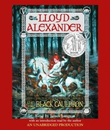 The Black Cauldron (The Chronicles of Prydain, Book 2) - Lloyd Alexander,James Langton