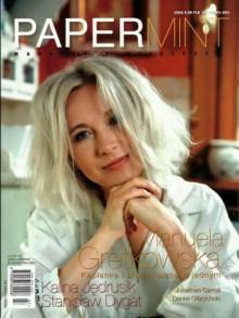 PAPERmint, nr 7-8 (11-12), lipiec-sierpień 2012 - Redakcja pisma PAPERmint