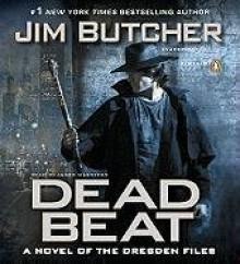 Dead Beat - Jim Butcher, James Marsters