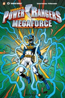 Power Rangers Megaforce #4: Broken World - Stefan Petrucha, Paulo Henrique