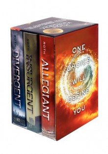 Divergent Series Complete Box Set - Veronica Roth