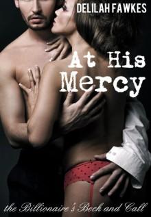 At His Mercy - Delilah Fawkes