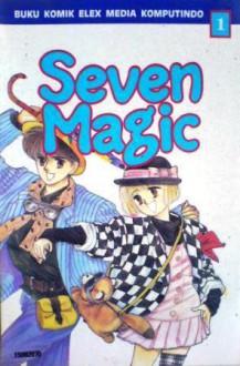Seven Magic Flower Vol. 1 - Yu Asagiri