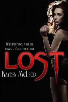 Lost (Blackbourne Coven #1) - Kayden McLeod