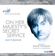 On Her Majesty's Secret Service - David Tennant, Ian Fleming