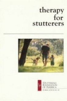 Therapy for Stutterers - C. Woodruff Starkweather