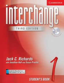 Interchange 1 Student's Book - Jack C. Richards, Jonathan Hull, Susan Proctor