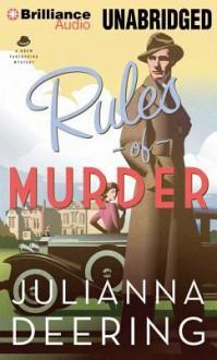 Rules of Murder - Julianna Deering