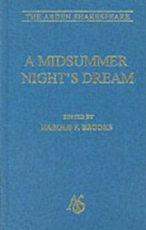 A Midsummer Night's Dream - Harold F. Brooks, William Shakespeare