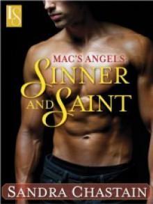 Mac's Angels: Sinner and Saint: A Loveswept Classic Romance - Sandra Chastain