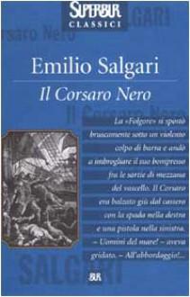 Il Corsaro Nero - Emilio Salgari