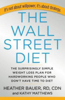 The Wall Street Diet: How to Lose Weight in a New York Minute (Audio) - Heather Bauer, Kathy Matthews, Polly Adams