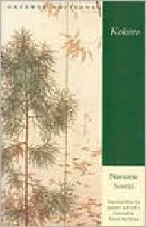 Kokoro - Natsume Soseki, Edwin McClellan (Translator)