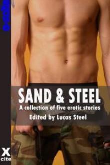 Sand and Steel - Lucas Steele, Shanna Germain, Penelope Friday, Chrissie Bentley, Alex Jordaine, John Connor